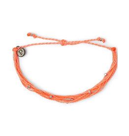 Pura Vida Bracelets Silver Malibu Bracelet