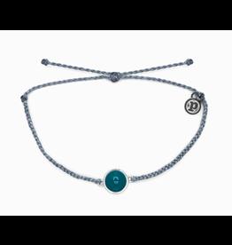Pura Vida Bracelets Silver Mood Charm Bracelet