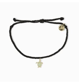 Pura Vida Bracelets Save the Sea Turtles Charm Bracelet