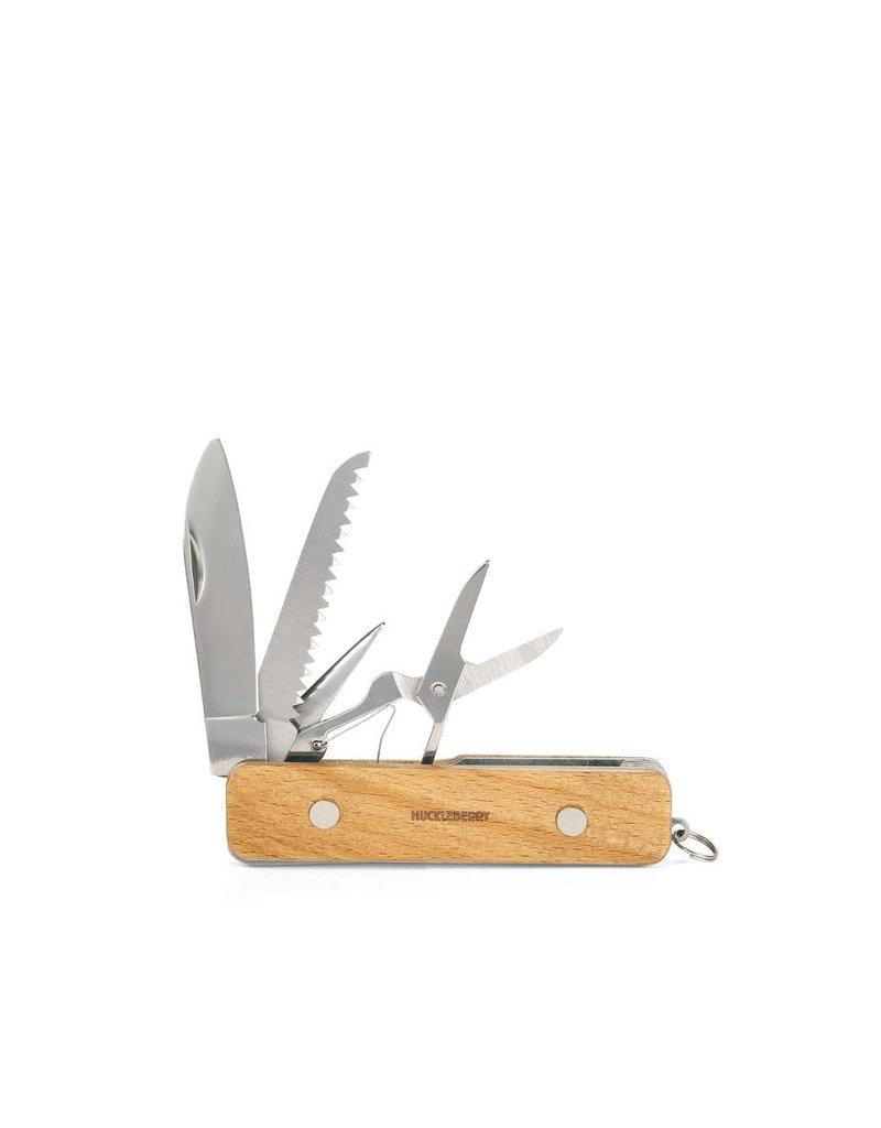 Kikkerland Designs Huckleberry First Pocket Knife