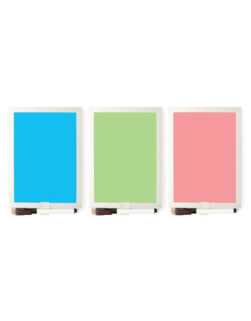 Kikkerland Designs Small Dry Erase Board