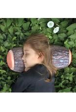 Kikkerland Designs Log Head Rest