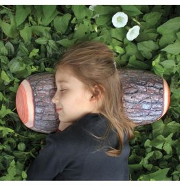 Kikkerland Designs Log Head Rest