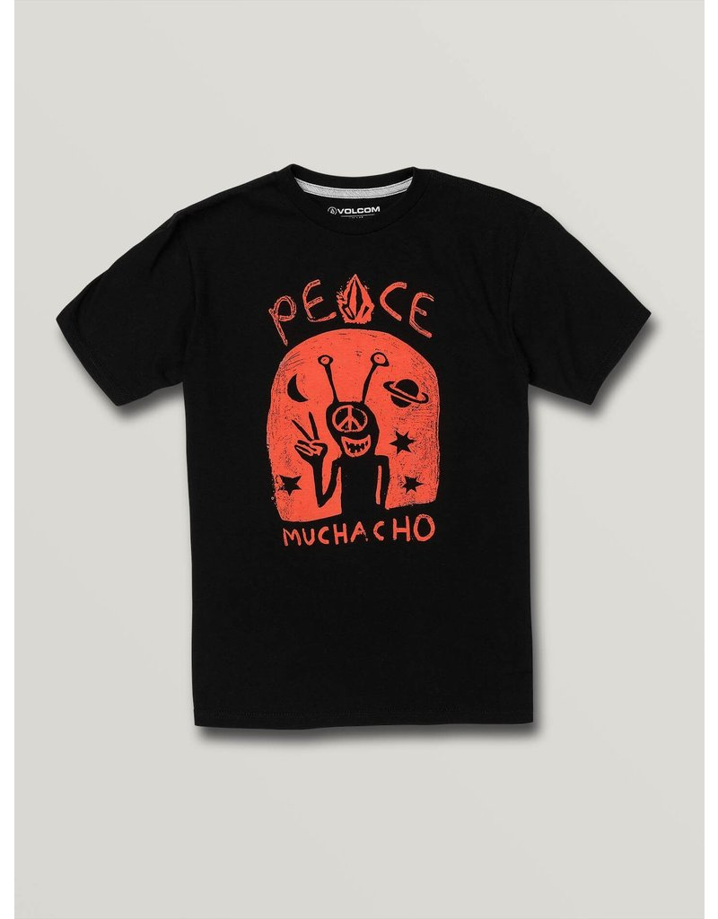 VOLCOM Big Boys Muchacho Short Sleeve Tee