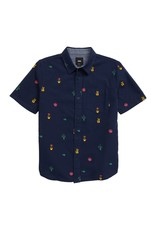 Vans Boys Houser Short Sleeve Shirt