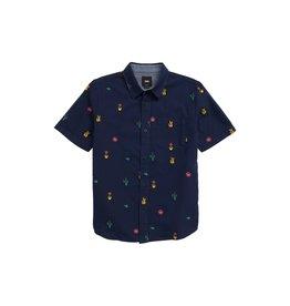 Vans Boys Houser Short Sleeve Shirt