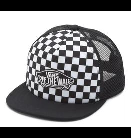 Vans Youth Classic Patch Trucker Plus Hat
