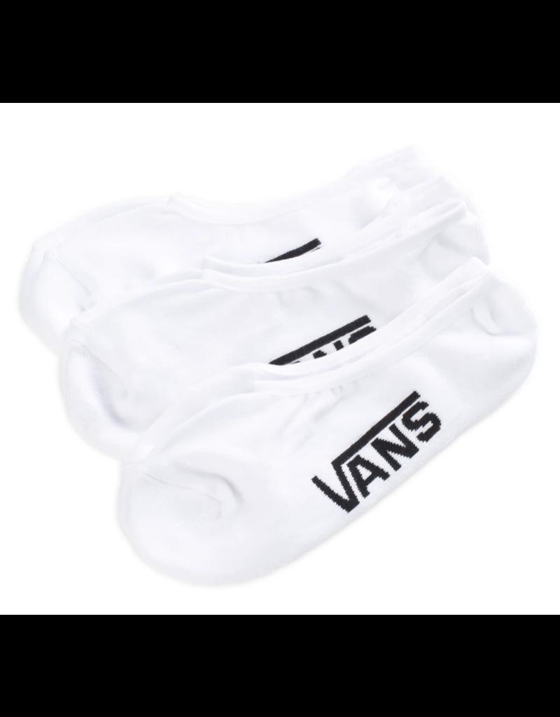 Vans Classic Super No Show Socks-3pk