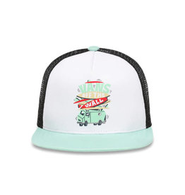 Vans Youth Boarded Up Trucker Hat