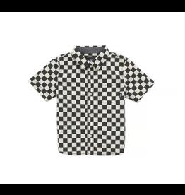 Vans Kids Cypress Checker Buttondown Shirt