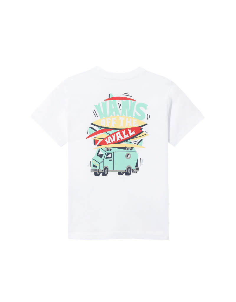 Vans Kids Boarded Up Tee