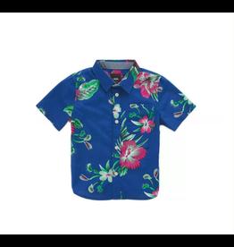 Vans Kids Trap Floral Buttondown Shirt
