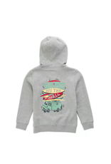 Vans Kids Boarded Up Zip Hoodie