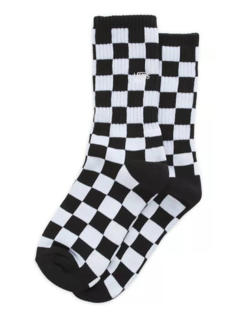 Vans Boys Checkerboard Crew Sock