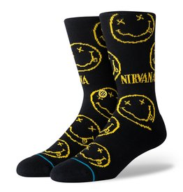 Stance Nirvana Face Sock