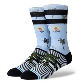 Stance Aloha Monkey Sock