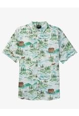BURTON Shabooya Camp Short Sleeve Shirt