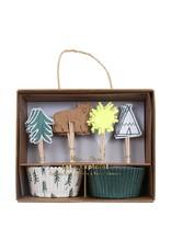 Meri Meri Let's Explore Cupcake Kit