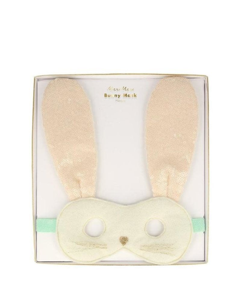 Meri Meri Bunny Fabric Mask
