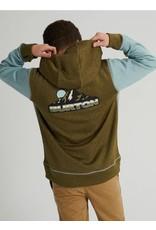 BURTON Kids Oak Full Zip Hoodie