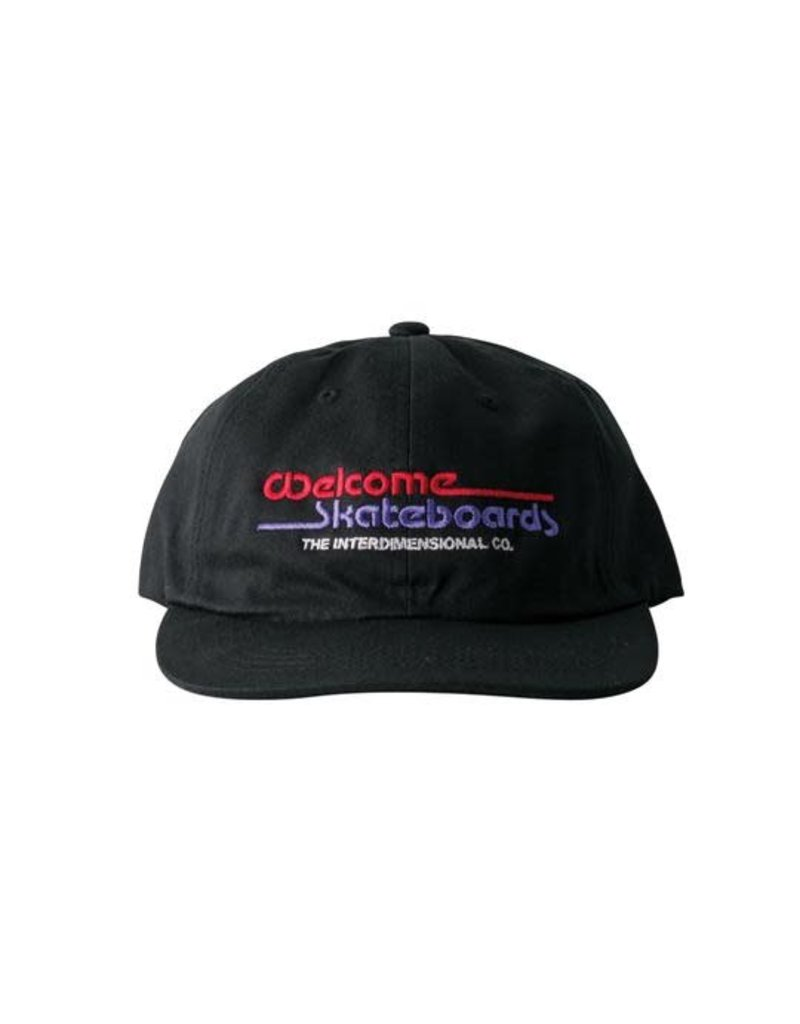 Welcome Interdimensional Snapback Hat