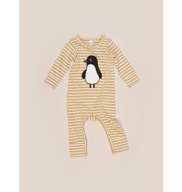 HuxBaby Penguin Romper