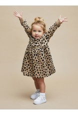 HuxBaby Animal Spot Shirt Dress