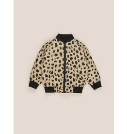 HuxBaby Animal Spot Reversible Bomber