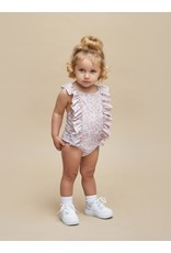 HuxBaby Floral Swimsuit