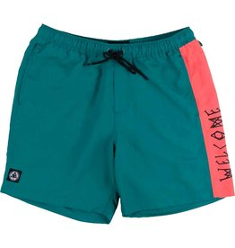 Welcome Solstice Woven Nylon Shorts
