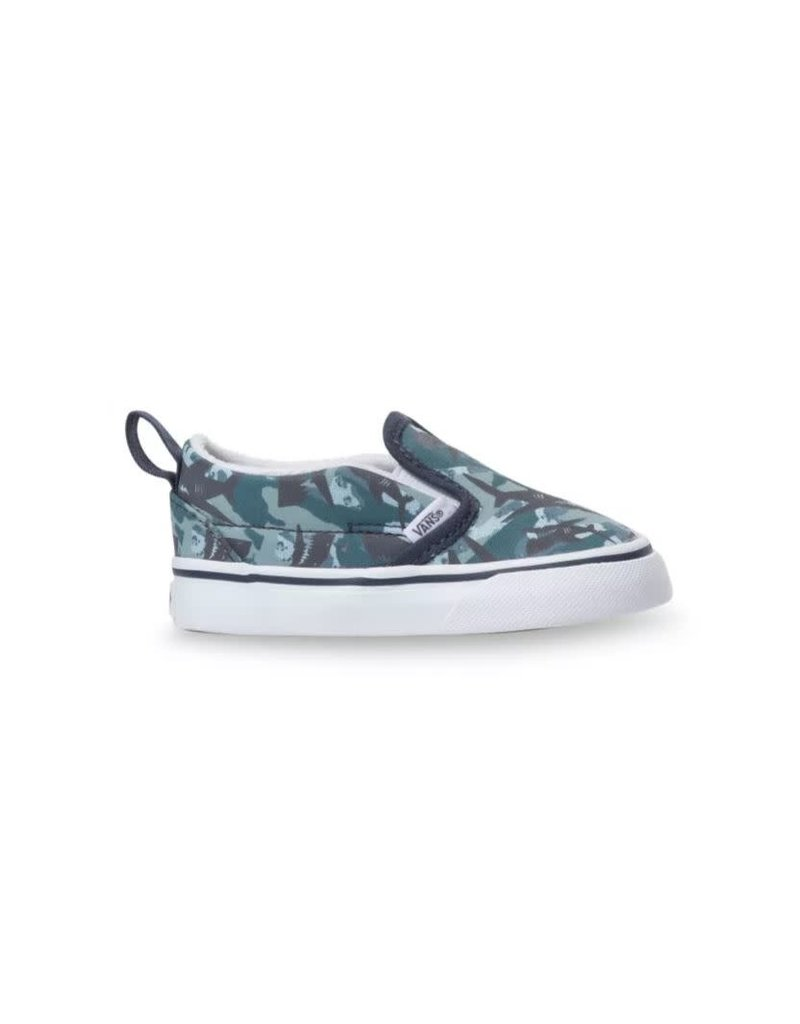 Vans Toddler Animal Camo Slip-On V