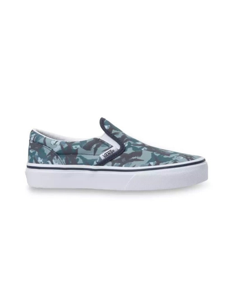 Vans Kids Animal Camo Classic Slip-On