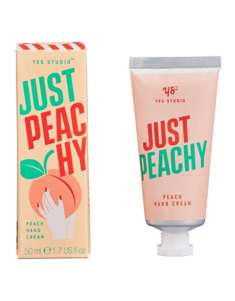Yes Studio Just Peachy Hand Cream