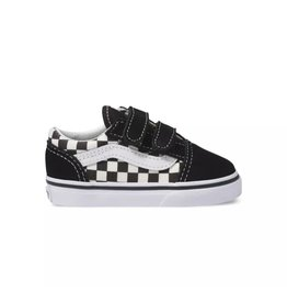 Vans Toddler Old Skool V Primary Check