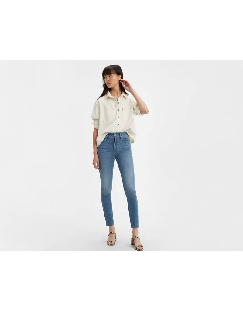 Levis 721 High Rise Skinny Denim 18882-0186