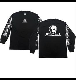 Skull Skates Skull Skates  Logo L/S