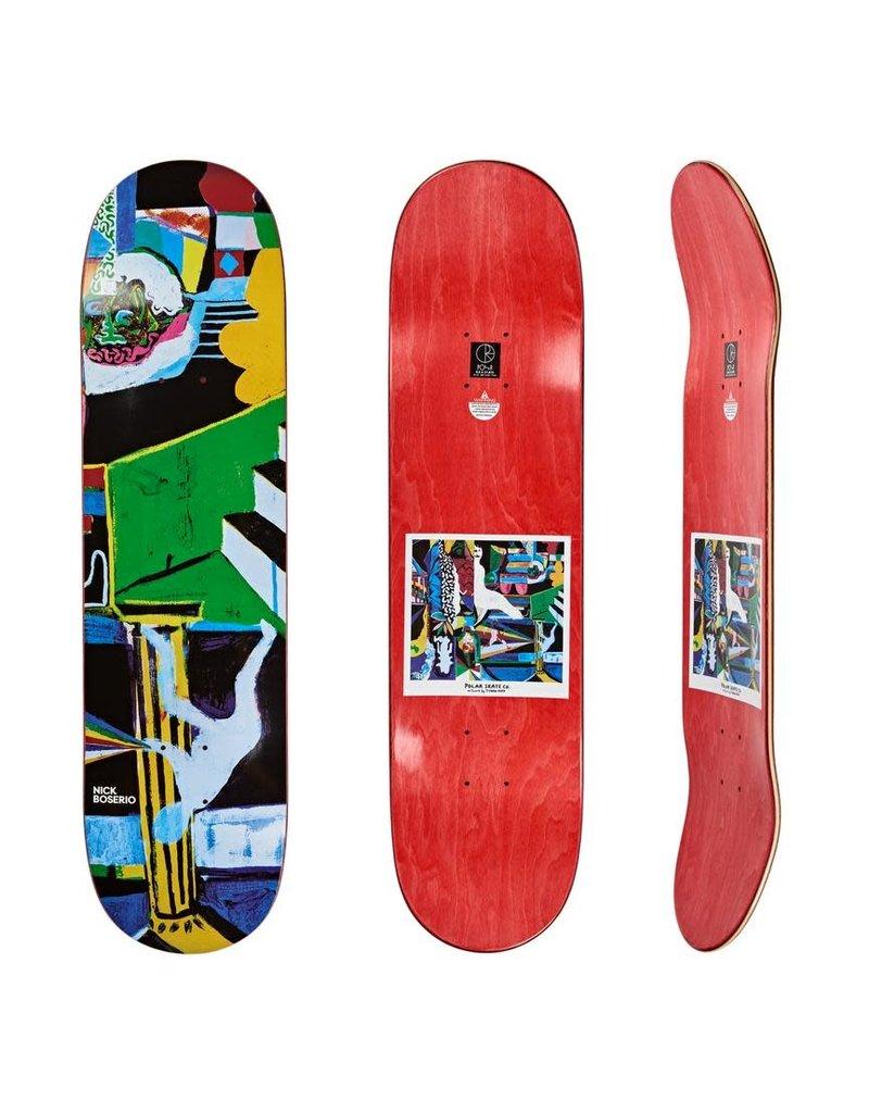 Polar Skate Co Nick Boserio Memory Palace Deck