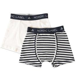 Nordic Label Kids Boxer Shorts 2pk