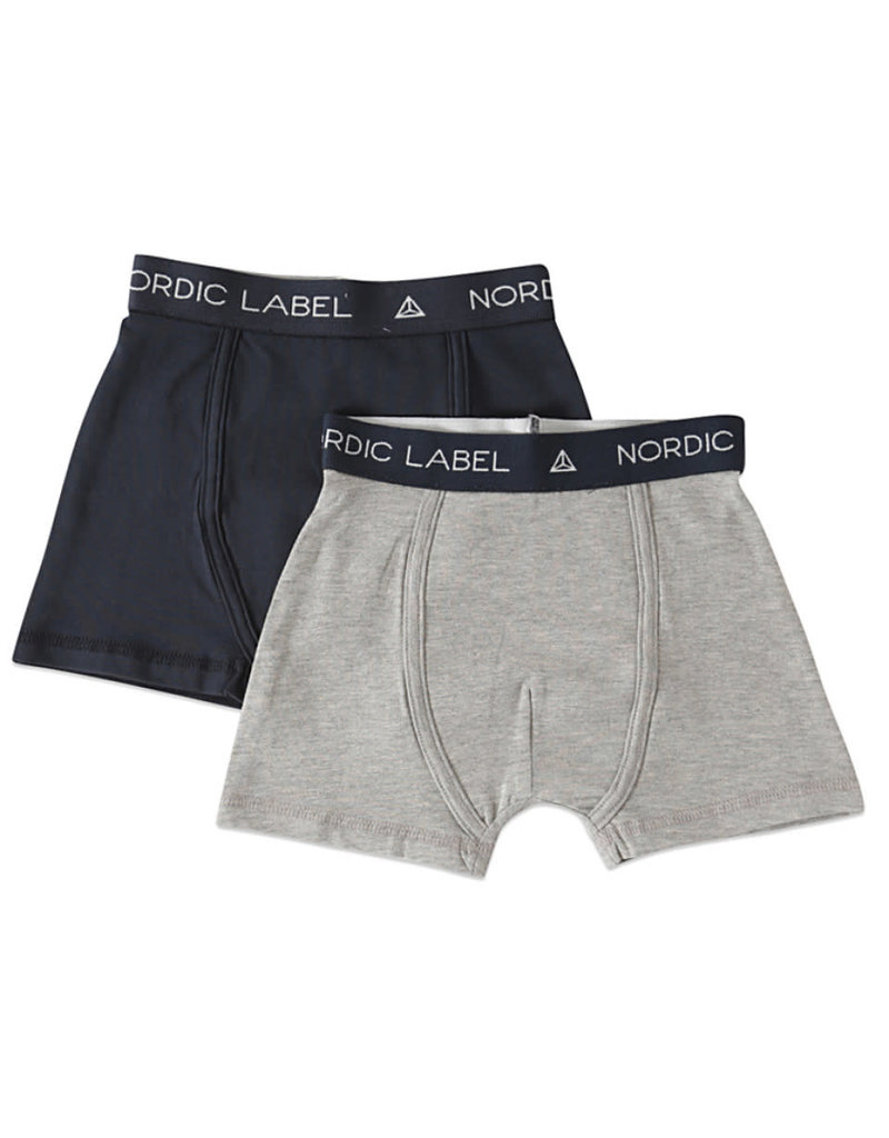 Nordic Label Kids Boxer Shorts 2pk