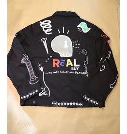 Real Buy Real Buy Mens Gas Jacket