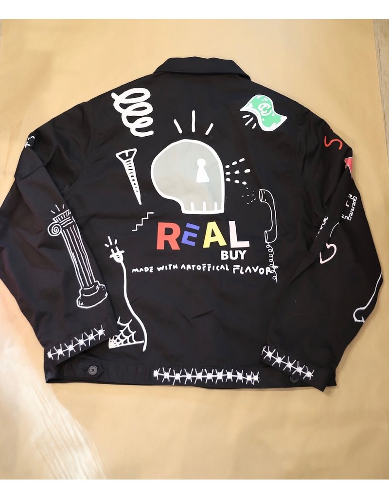 Real Buy Real Buy Mens Gas Jacket