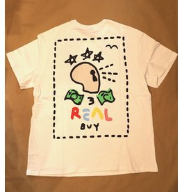 Real Buy Real Buy Real Bye Mens T-Shirt RB0403_ST