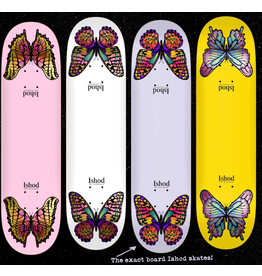 Real Real Skateboards Ishod Monarch
