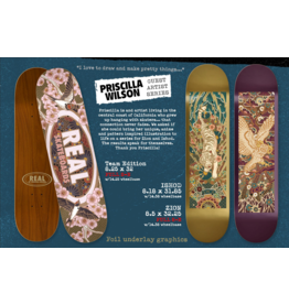 Real Real Skateboards
