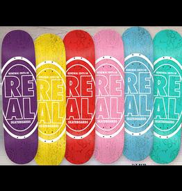 Real Real Skateboards Floral Renewal