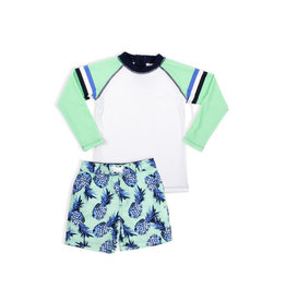Shade Critters Rashguard & Trunk Set