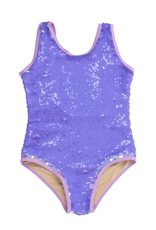 Shade Critters One Piece Flip Sequin Swimsuit
