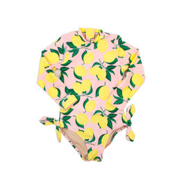 Shade Critters One Piece Longsleeve Swimsuit