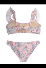 Shade Critters Womens Ruffle Bikini