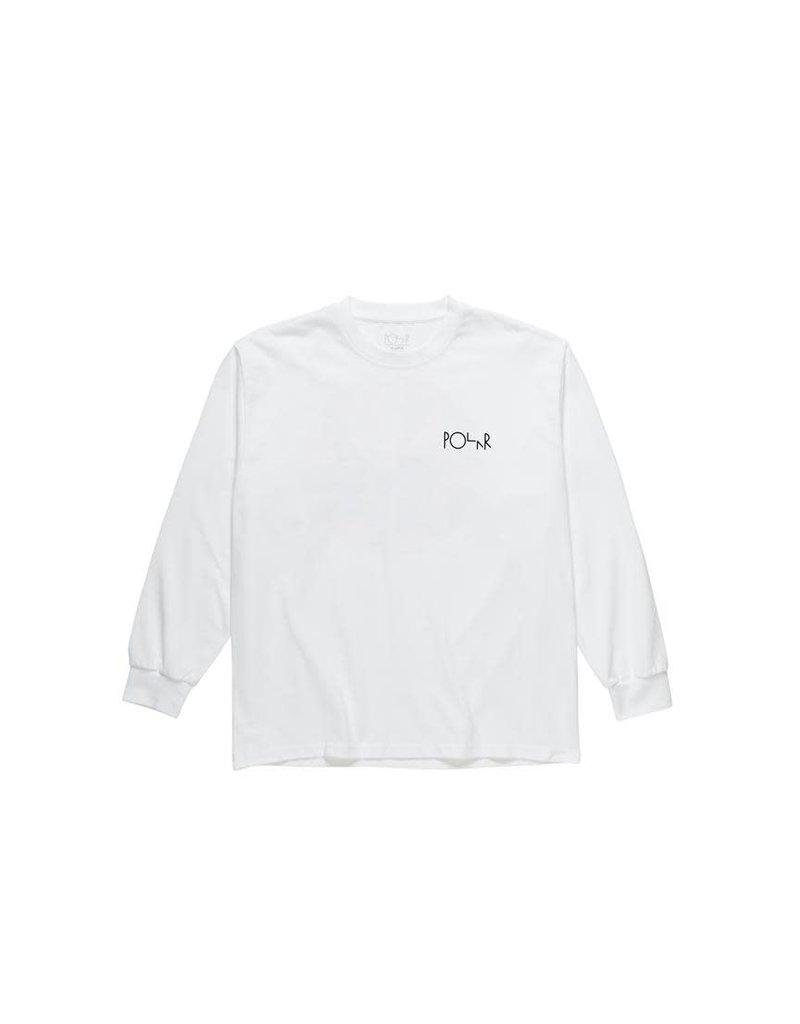 Polar Skate Co Callistemon Fill Logo Longsleeve Tee